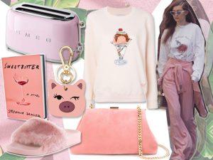 Millennial Pink é a cor da vez! Aqui, uma seleção para aderir ao tom très chic