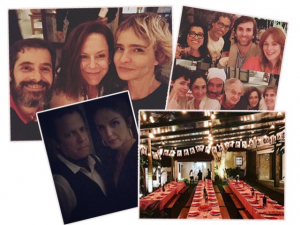 Vik Muniz reúne de Mariana Ximenes a Bebel Gilberto em festa italiana