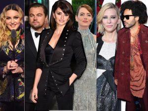 Com convites a R$ 92 mil, gala beneficente de DiCaprio terá Lenny Kravitz no palco