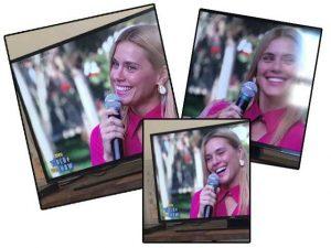 Carolina Dieckmann se emociona ao vivo no Vídeo Show. O motivo?