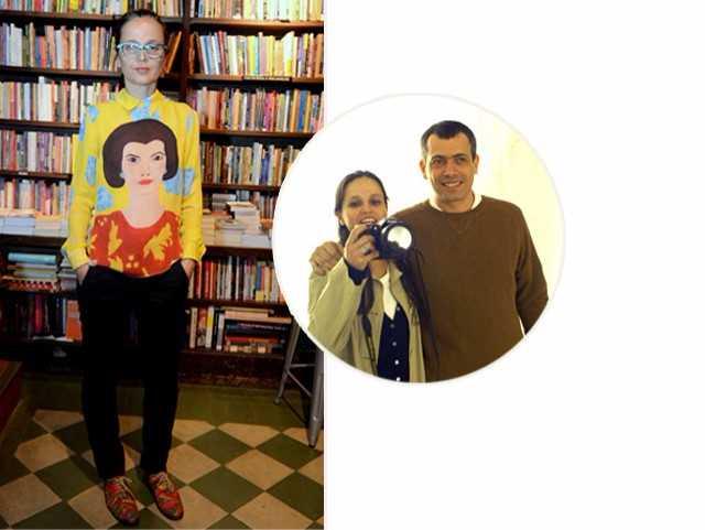 Mari Stockler e Carlito Carvalhosa || Créditos: Juliana Rezende e Paulo Freitas