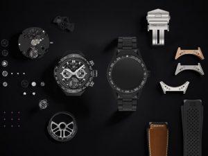 Desejo do Dia: conexão customizada com o smartwatch da TAG Heuer
