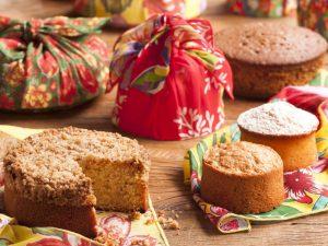 Casa Santa Luzia tem linha especial de bolos típicos juninos