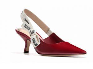 Desejo do Dia: puro fetiche no scarpin vermelho hit da Dior