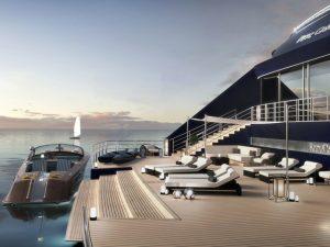 Ritz-Carlton investe em cruzeiros e leva turismo de luxo para o alto mar