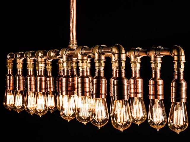 Luminária La Lampe por Gabriel Wickbold