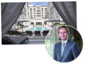 Palácio Tangará vai armar festa de inauguração para 500 convidados