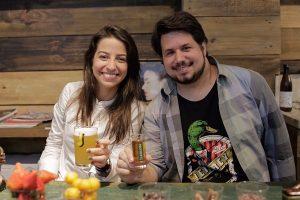 Cachaça Leblon cria drink inédito com a Jeffrey em mesa de criação no Rio