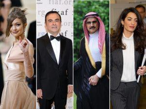 Gigi Hadid é eleita a mulher de negócios mais poderosa do mundo árabe
