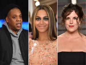 Monica Lewinsky elogia Jay Z por falar abertamente de suas puladas de cerca