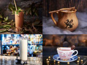GONG Bar no Shangri-La em Londres, lança menu de cocktails inspirado em diretores famosos