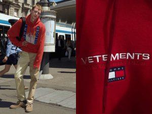 Vetements anuncia parceria com Tommy Hilfiger para 2018. E tem mais!