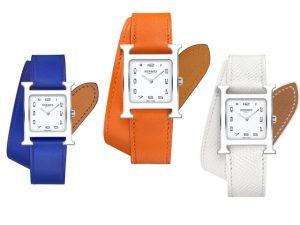 Desejo do Dia: cores mil no novo relógio Heure H da Hermès