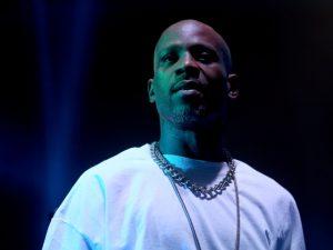 O astro do rap DMX