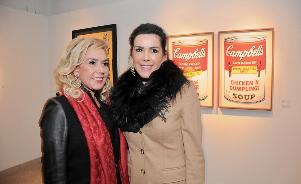 Denise scussolino e Eliandra Mendes