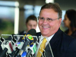 """Nos bastidores, ex-ministro Geddel Vieira Lima é considerado """"fanfarrão"""""""