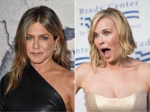 Comediante que já foi BFF de Jennifer Aniston entra na lista negra da atriz