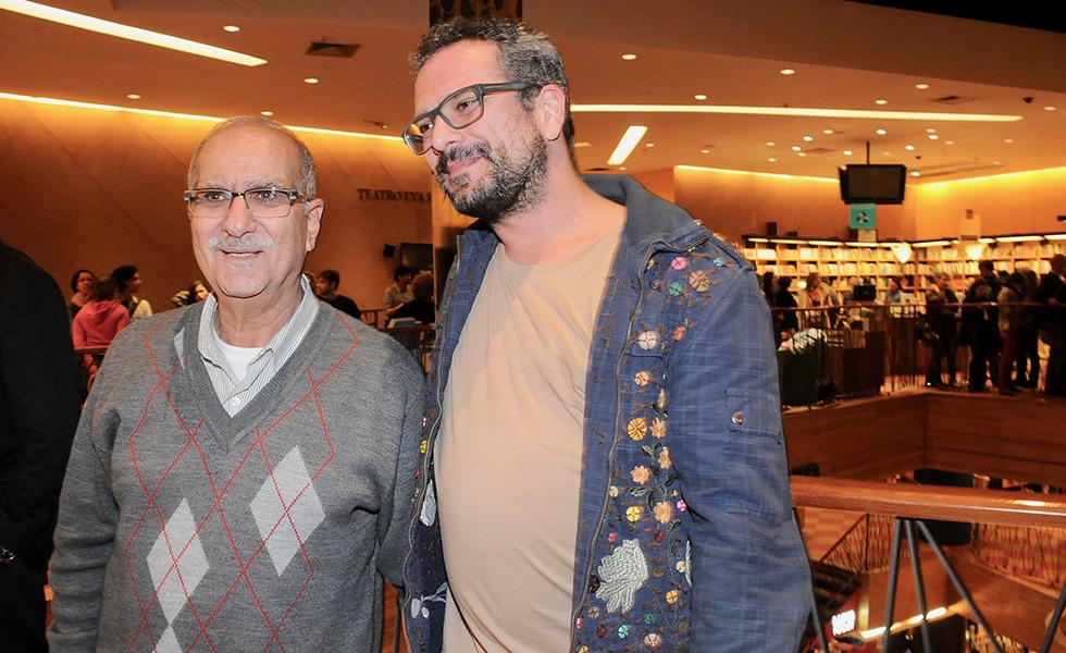 Miguel Chaia e Gabriel zimbardi