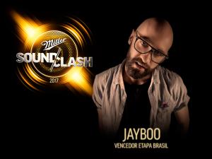 Jayboo vence etapa nacional do Miller SoundClash e vai para a final em Vegas