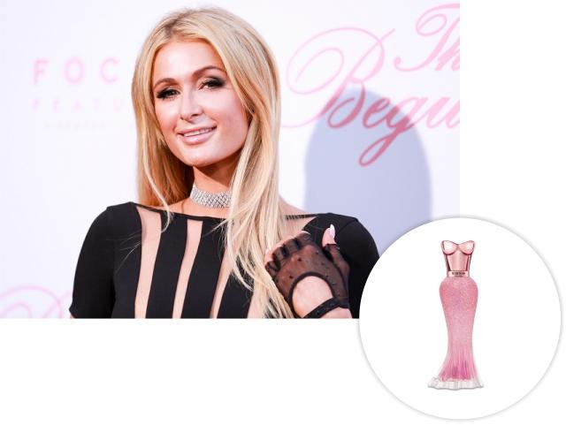 Paris Hilton e seu novo perfume