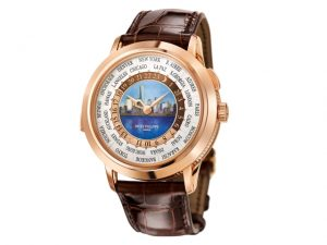 O World Time Minute, da Patek Philippe