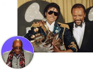 Quincy Jones cobra de família de Michael Jackson US$ 30 milhões em royalties na justiça