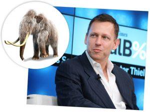Bilionário que sonha em escapar da morte quer ressuscitar os mamutes