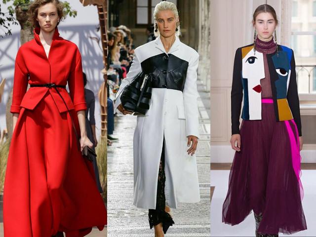 Proenza Schouler, Dior e Schiaparelli