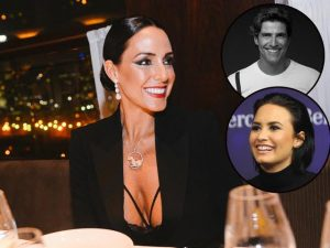 Ana Paola Diniz arma gala de sua fundação em NY com Gianecchini de MC e show de Demi Lovato