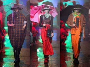 Raf Simons reproduz o bairro Chinatown na passarela da Semana de Moda de NY