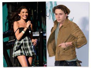 Nova namorada de Brooklyn Beckham é cantora descoberta por Justin Bieber
