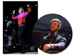 Mick Jagger lança inéditas com direito a remix com o DJ brasileiro Alok