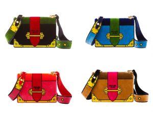 Desejo do Dia: as bolsas da Prada que caíram nas graças de Elle Fanning