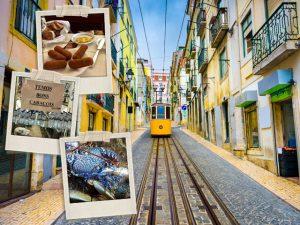 Lisboa mais linda do que nunca em fotos e dicas de Joyce Pascowitch. Vem!