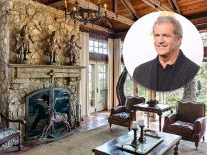 Cabana-ostentação de Mel Gibson em Malibu está à venda por R$ 55 mi