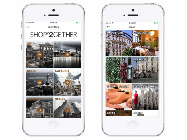 Primeiro app brasileiro de viagens reúne 47 destinos com dicas e serviços
