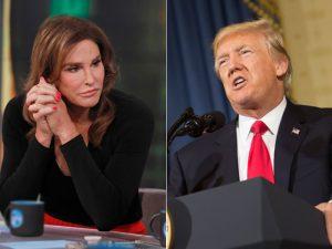 Caitlyn Jenner critica posição de Trump sobre trans nas forças amardas