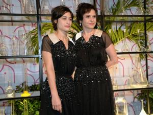 Luisa Arraes está igual a Drica Moraes na TV? Ela explica o motivo
