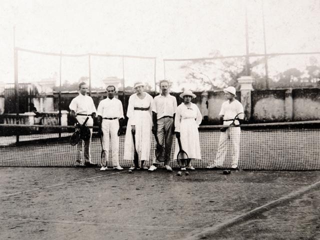 639b2cf030 Clube Bahiano de Tênis ganha livro com 100 anos de histórias