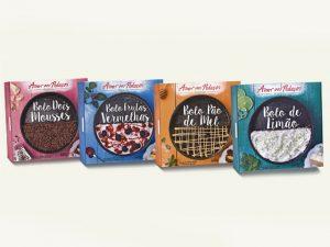 Amor aos Pedaços tem novas sobremesas congeladas para adoçar as férias