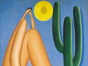 Tarsila do Amaral vai ganhar primeira grande exposição nos Estados Unidos
