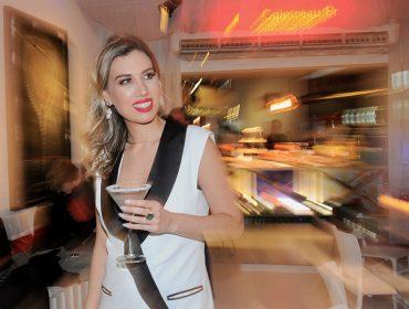 Clarissa Wagner comandou burburinho Cointreau Privê Club na LAB & Factory