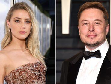 Depois de um ano de namoro, Amber Heard e Elon Musk decidem se separar