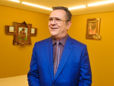 """""""Agora sei o vazio do artista"""", diz Fernando Campana sobre sua 1ª individual"""