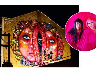 Rainha do grafite brasileiro fará performance na Trienal de Artes do Sesc