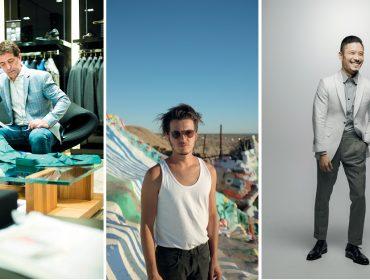 Estilistas homens apostam na versatilidade para a moda masculina