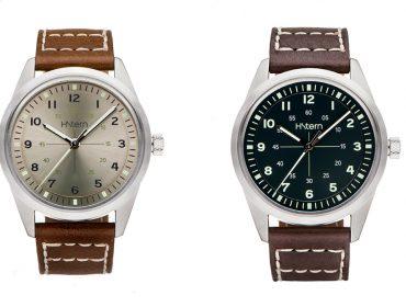 Desejo do Dia: papais prontos pro front com o relógio HS ID Militar da H. Stern