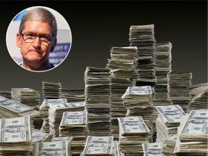 Caixa bilionário da Apple é dor de cabeça para Tim Cook, CEO da empresa