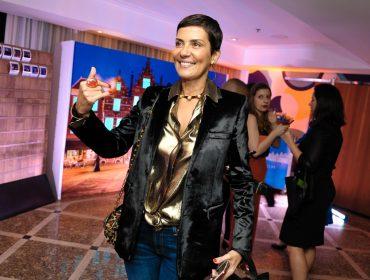 As escolhas da moda brasileira de Cristina Córdula, carioca estrelada em Paris