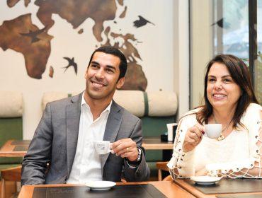 Sterna Café abre unidade perto do Parque Villa Lobos e Glamurama foi!